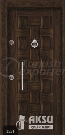 Luxury Laminox Steel Door 1551