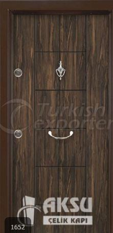 Rustic Laminox Steel Door 1652