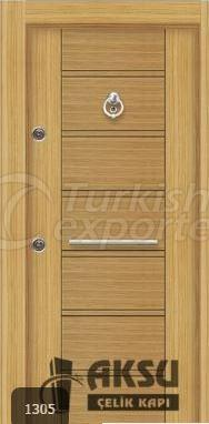 Luxury Alphi Steel Door 1305