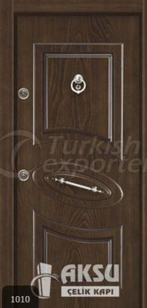 Luxury Relief Steel Door 1010