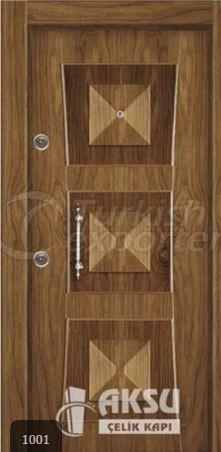 Luxury Relief Steel Door 1001