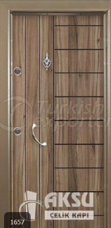 Rustic Laminox Steel Door 1657