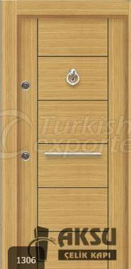Luxury Alphi Steel Door 1306