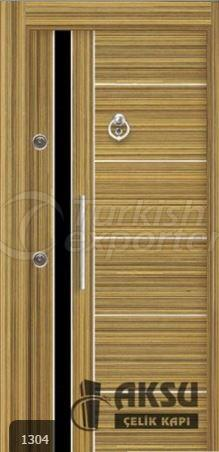Luxury Alphi Steel Door 1304