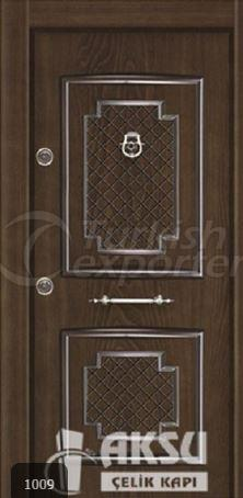Luxury Relief Steel Door 1009