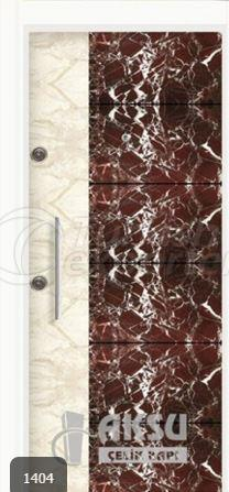 Luxury Ultralam Steel Door 1404