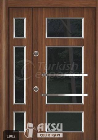 Special Model Steel Door 1902