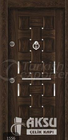 Luxury Laminox Steel Door 1556