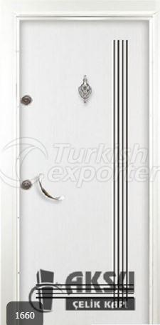Rustic Laminox Steel Door 1660