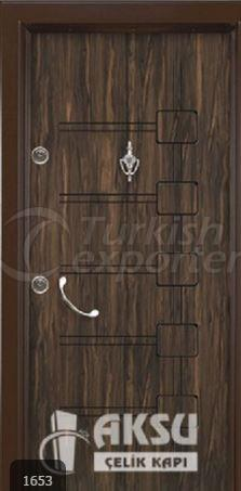 Rustic Laminox Steel Door 1653