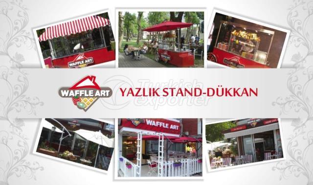 Summer Stand-Shop