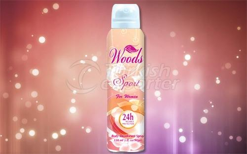 Woman Body Spray