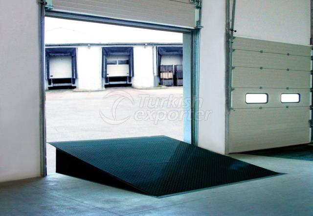 Automatic Doors- Ramps