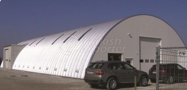 Silo Hangars
