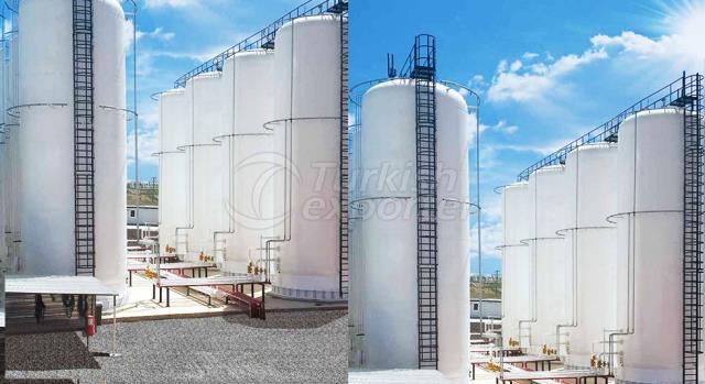 LPG Filling Facility