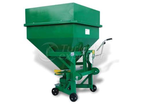 Fertilizer Spreader 750 Kg