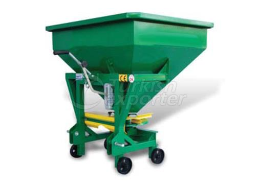 Fertilizer Spreader 500 Kg