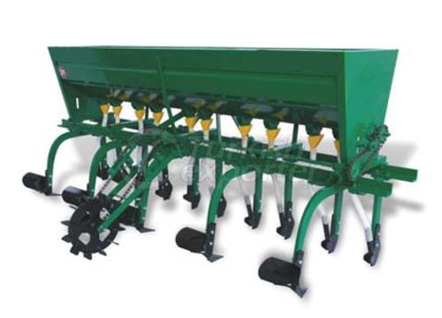 Hoeing Machine With Fertilizer 5 Row