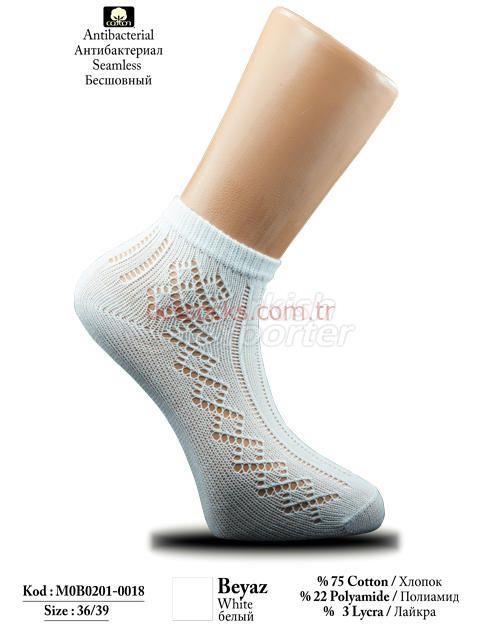 Women Socks M0B0201-0018