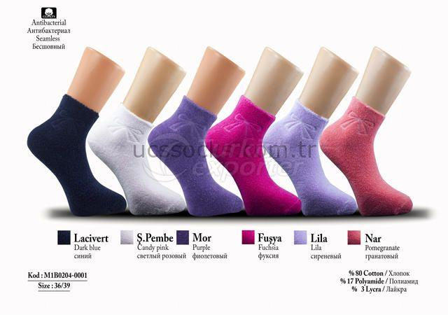 Women Socks M1B0204-0001