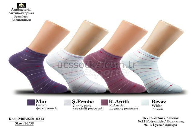 Women Socks M0B0201-0213