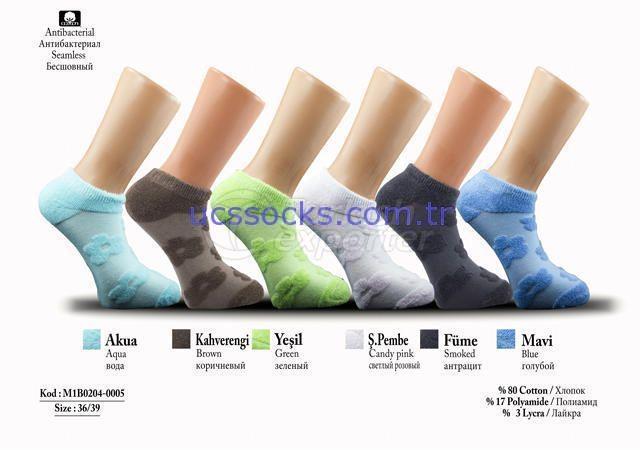 Women Socks M1B0204-0005