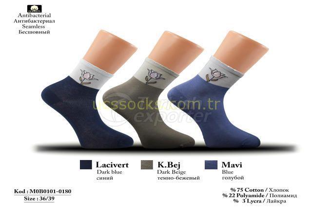 Women Socks M0B0101-0180