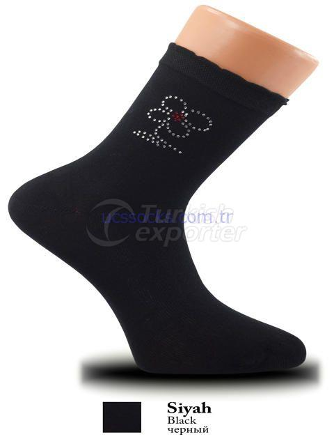 Women Socks M0B0102-0169