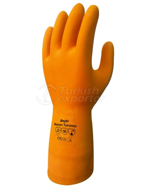 Korun Gloves Orange