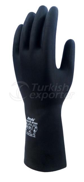 Korun Gloves Black