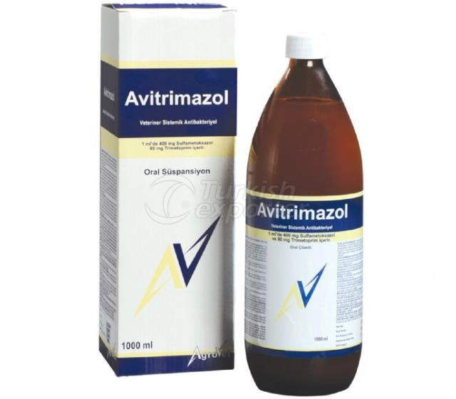 Avitrimazol Oral Suspension
