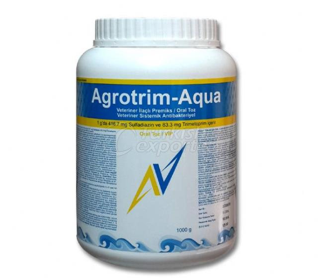 Agrotrim Aqua Medicated Premix