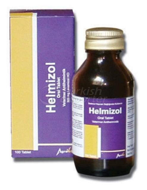 Helmizol Oral Tab.
