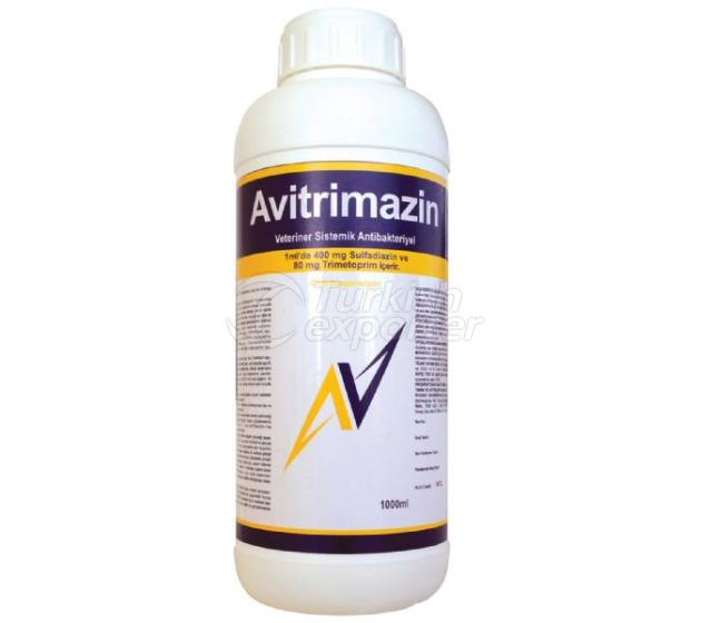 Avitrimazin Oral Suspension