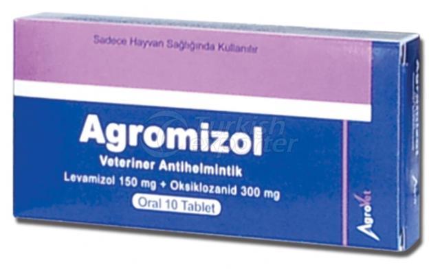 Agromizol Oral Tab.