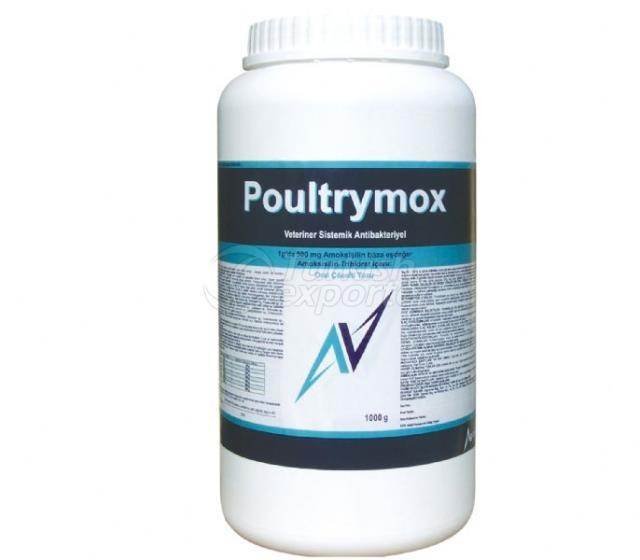 Poultrymox Water Soluble Powder