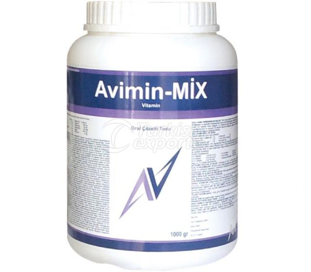 Avimin Mix Water Soluble Powder