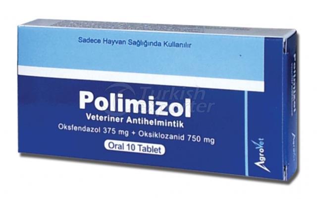 Polimizol Oral Tab.