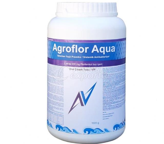 Agroflor Aqua Medicated Premix