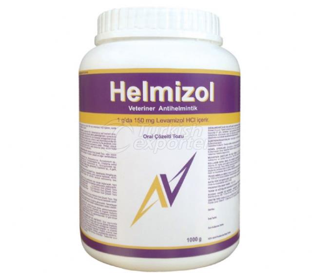 Helmizol Water Soluble Powder
