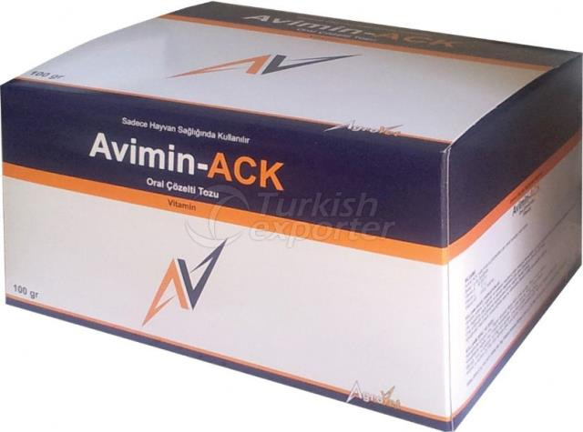 Avimin ACK Water Soluble Powder