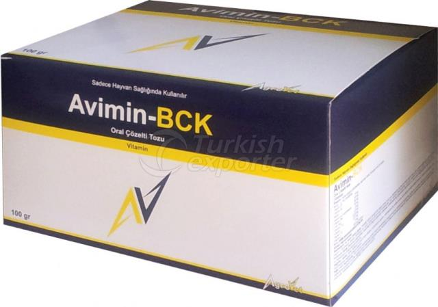 Avimin BCK Water Soluble Powder