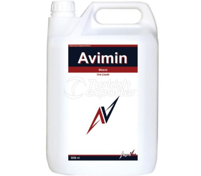Avimin Oral Solution
