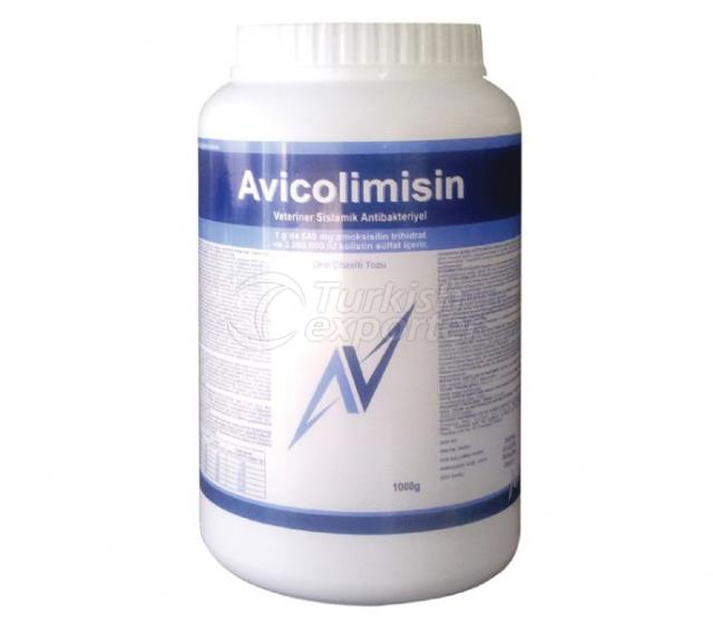 Avicolimisin Water Soluble Powder
