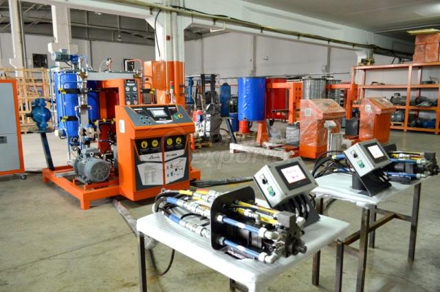 Polyurethane Injection Machines