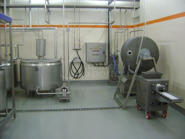 Butter Processing Unit