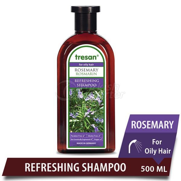Tresan Rosemary Refreshing Shampoo