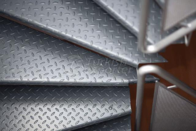 Chequered Steel Plate