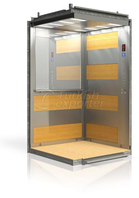 Elevator Cabin İDA KBN 06