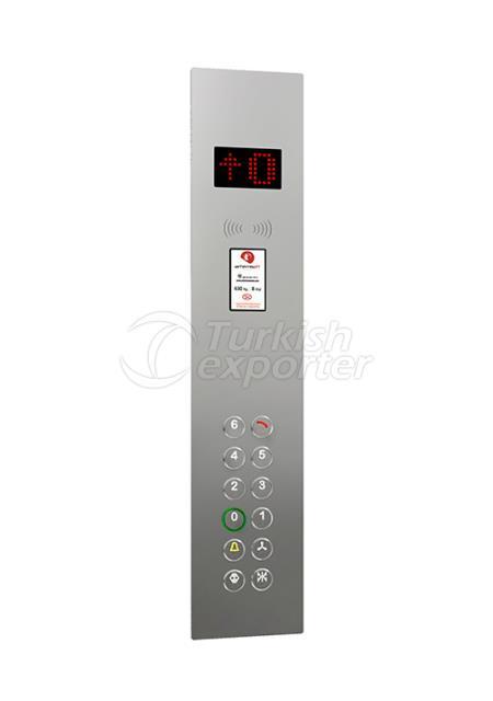 Cabin Button IAC 001D